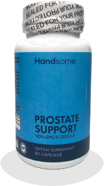 Howdy Handsome Prostate support product
